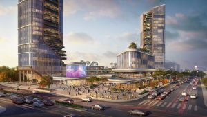 Chekhov Street Mixed Use Concept Commercial
