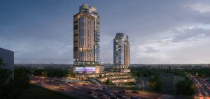 Darhon Towers Mixed Use Concept